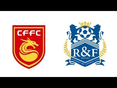 Round 24 - Hebei CFFC vs Guangzhou R&F