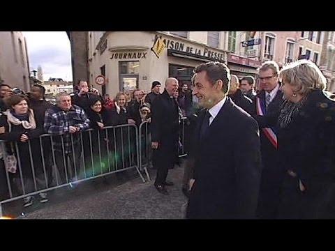France: le couple Sarkozy saisit la justice