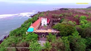 The door to liberation - Fort Tiracol, Goa - #DoorsOfIndia