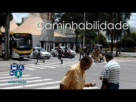 Vídeo: Caminhabilidade