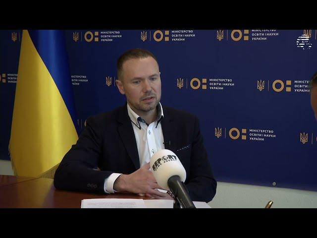 Інтерв'ю Сергія Шкарлета міжнародному інформаційному агентству