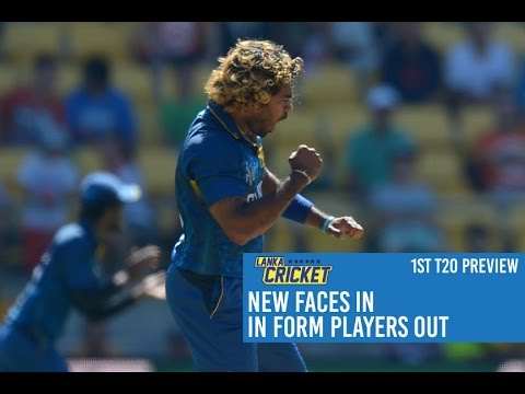 Lasith Malinga T20 captain for Pakistan Series 1st T 20 Preview