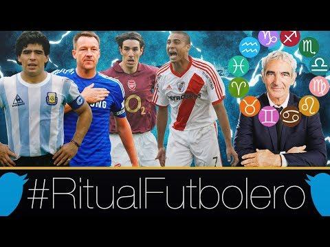 Los RITUALES Más Locos Del FÚTBOL *COCODRILOS, HORÓSCOPO...*   Rafael Escrig