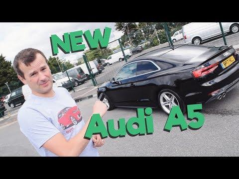 2018 Audi A5 Coupe | definitely an improvement