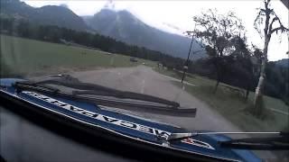 Rallye MONT BLANC VHC 2013 ES Montriond Alpine A 110
