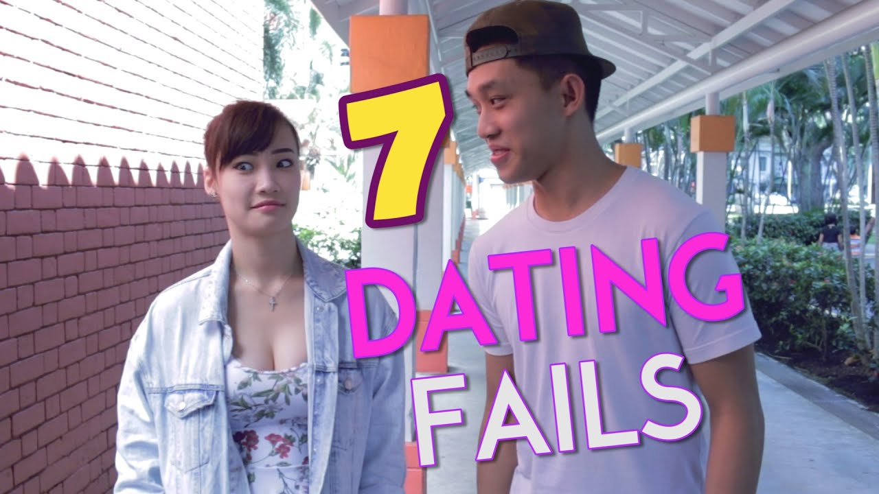 7 dating fails in Sydney