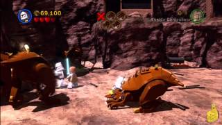 LEGO Star Wars 3: Asajj Ventress Chapter 5 (Innocents of Ryloth) Story Walkthrough - HTG