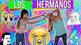 ¡COSAS QUE PASAN CUANDO TIENES HERMANOS! ♥ Lulu99