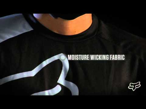 2013 Fox Racing Nomad Ride Motocross Jersey Review