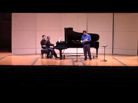 Sonata No. 1 by Eric Ewazen