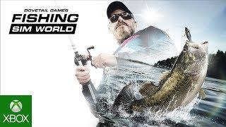 Fishing Sim World Launch Trailer
