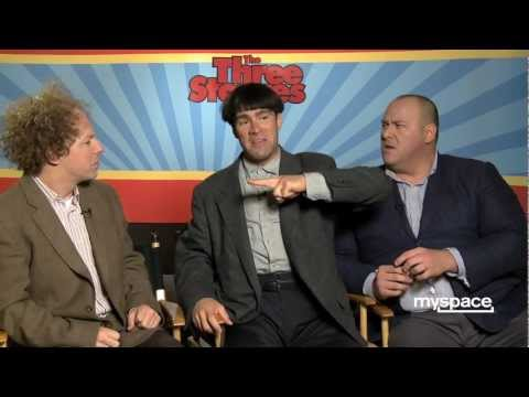 The Three Stooges chat with Andrew Freund!