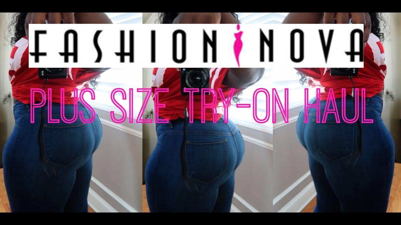 f52b5aebf6c ♡ Fashion Nova CURVE Try-On HAUL !