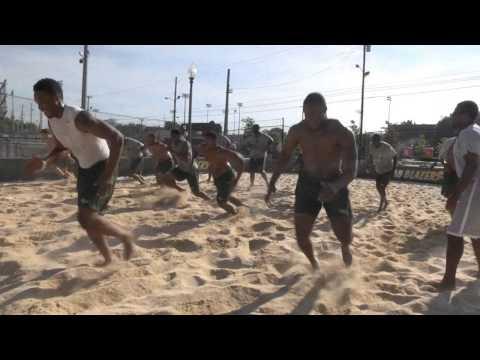 UAB Blazer 2014 Off Season Workout
