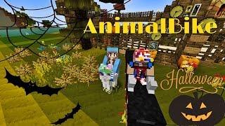 |Animal Bikes Racing|HALOWWEN!! Cưỡi Pony,Rồng bay