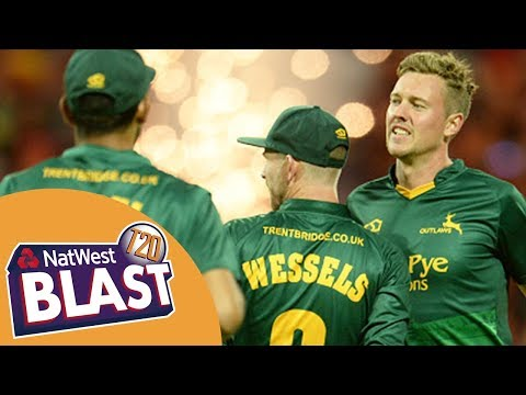 NatWest T20 Blast Final 2017 - Highlights: Birmingham Bears v Notts Outlaws