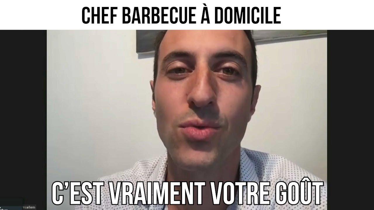 Chef barbecue à domicile - CDP#312