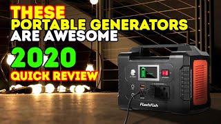 Best Portable Generators 2017