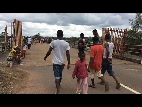 Liberia re-opens land border following deadly Ebola outbreak