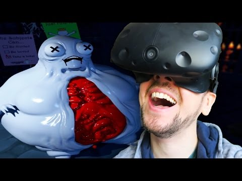 Thumbnail: TOO MUCH WEIRD | Accounting (HTC Vive Virtual Reality)