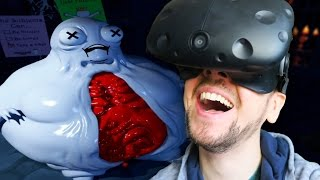Repeat youtube video TOO MUCH WEIRD | Accounting (HTC Vive Virtual Reality)