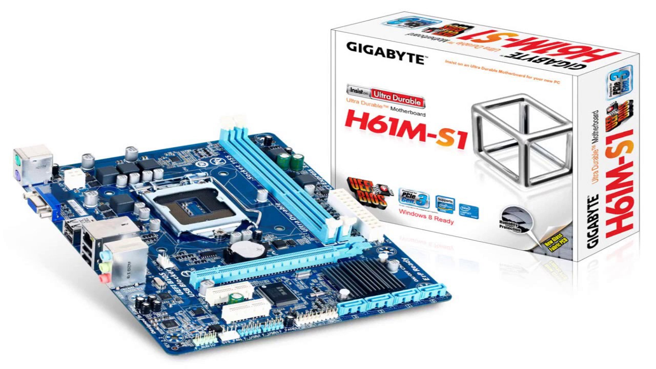 Gigabyte GA-H61M-DS2H Microsoft UAA Windows 8 Driver Download