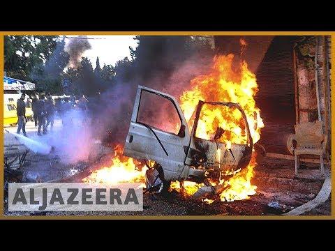Syrian Army Resumes Bombardment In Rebel-held Idlib