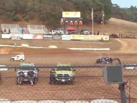 Racing Placerville Speedway 07-15-17