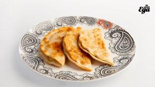 Кыстыбыи с картофелем. Татарские лепешки