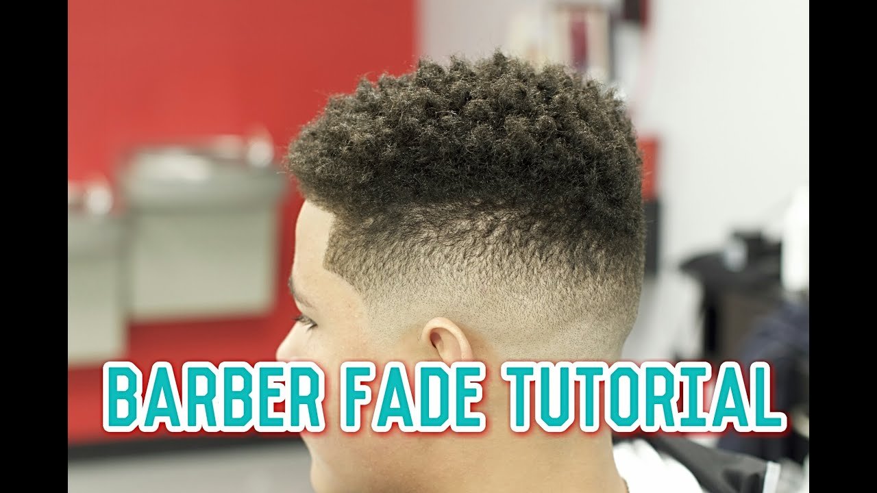 "how to give a ""fade"" haircut to males (with pictures) - wikihow"