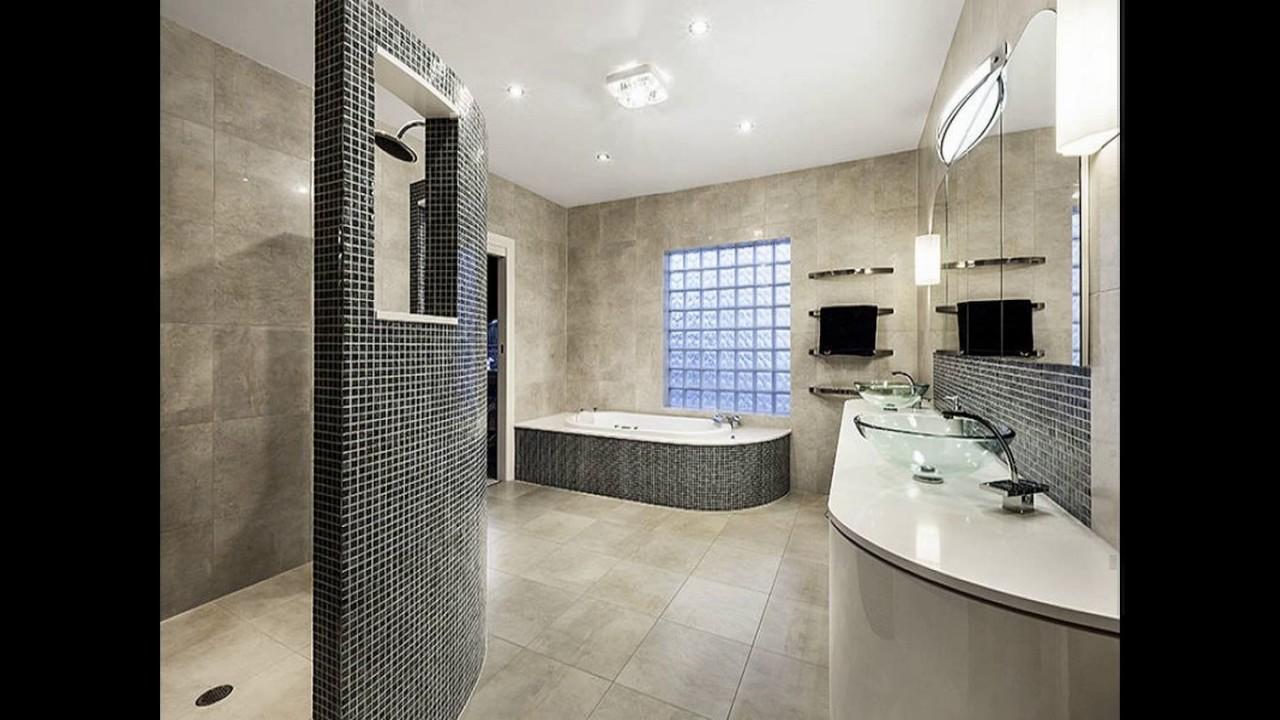Australian modern bathroom designs - YouTube