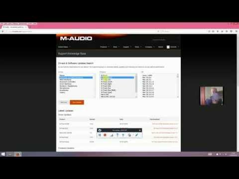 m-track quad asio driver cubase