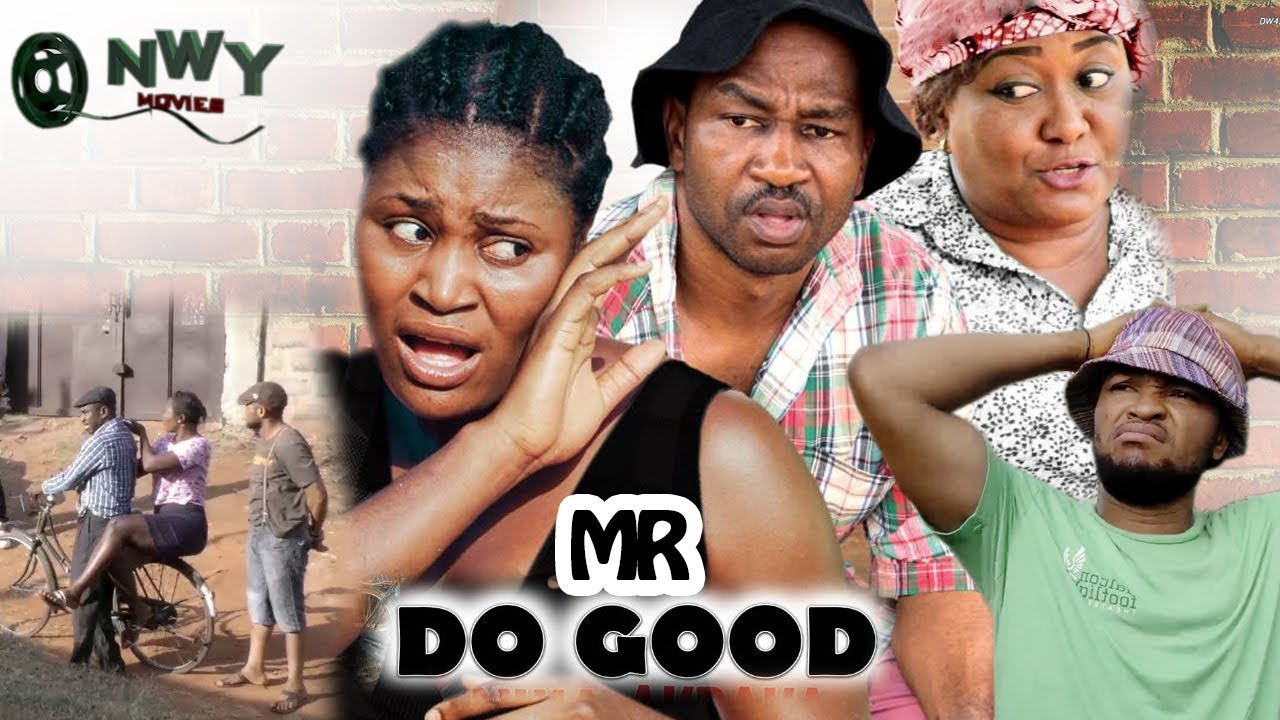 Download Mr Do Good 3&4 - 2018 Latest Nigerian Nollywood Movie/African Movie New Released Full Movie 1080p