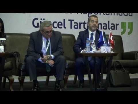 """16 Türkiye Muhasebe Standartları Sempozyumu """"Finansal Raporlamada Güncel Tartışmalar"""" 1 GÜN/2"""