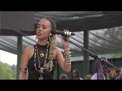 Nattali Rize live at Reggae On The River 2017