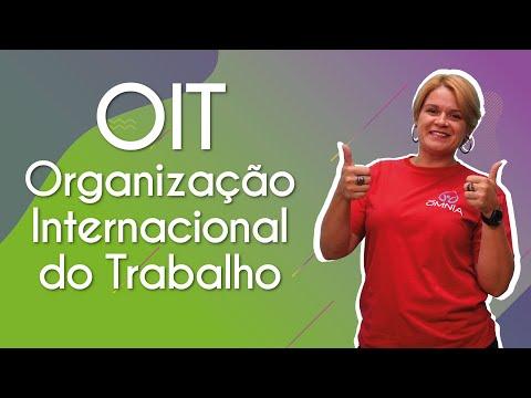 OIT – Organização Internacional do Trabalho - Brasil Escola