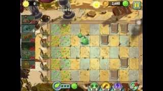 Game | Hướng dẫn chơi Plants vs Zombies 2 Ai Cập cổ đại ngày 4 sao thứ nhất HD | Huong dan choi Plants vs Zombies 2 Ai Cap co dai ngay 4 sao thu nhat HD