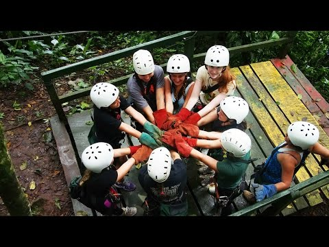 Girl Scout Destinations in Costa Rica & Panama