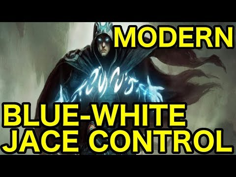[MODERN] UW Jace Control vs. RG Tron (Deck Tech + Match 1)