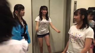 田島芽瑠 HKT48 みくりんの「鬼ごっこしない?」で、集まったメンバーで...