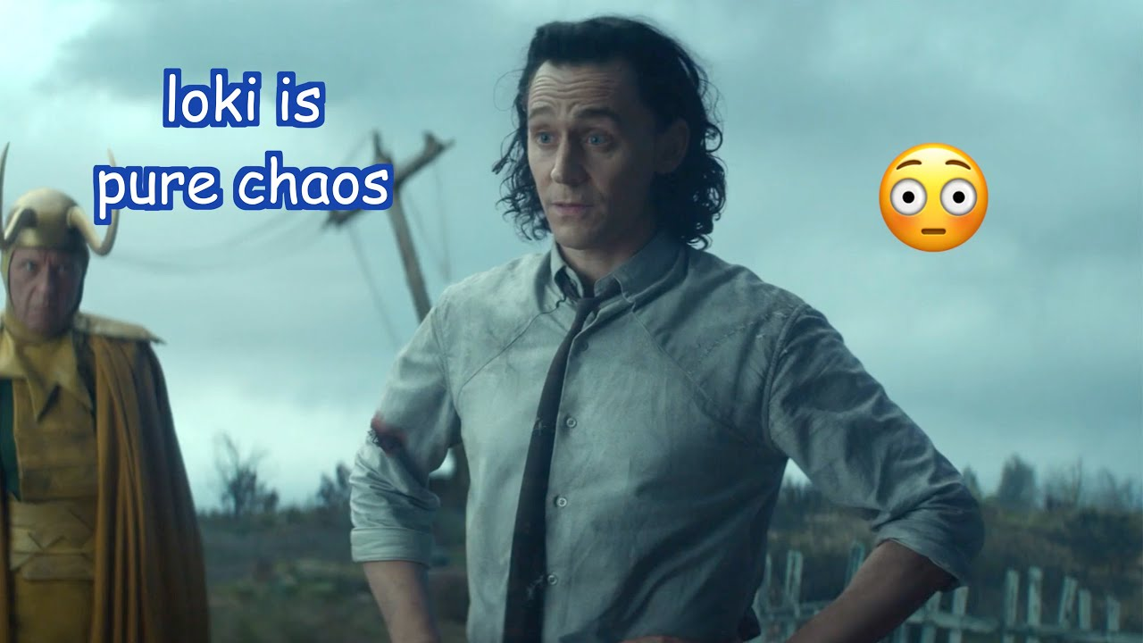 Download loki being chaotic for 6 minutes straight
