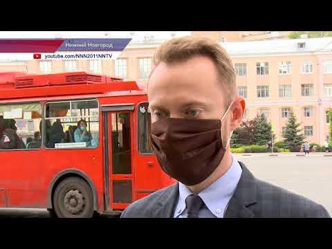 Жителей Нижнего Новгорода за отсутствие маски в автобусе или магазине будут штрафовать