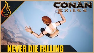 No Fall Damage, Colored Torches And More Conan Exiles 2018 Pro Tips