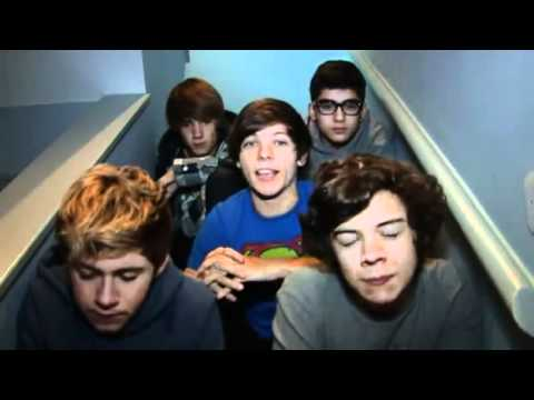 One Direction Video Diary - week 9 - The X Factor - Superman