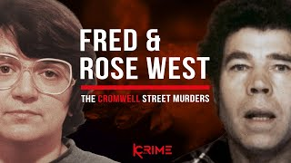 Fred & Rose West Child killers  | True Crime with Emma Kenny #5