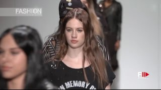 VINTAGE ZIONIST Fall Winter 2017 2018 SAFW by Fashion Channel