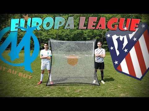 EUROPA LEAGUE CHALLENGE |  MARSEILLE VS ATHLÉTICO MADRID