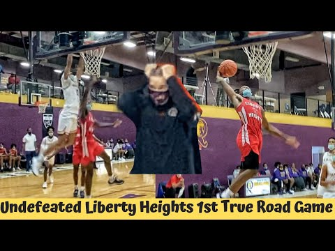 Download Is Liberty Heights the #1 Team in North Carolina? Full Game QEA Highlights