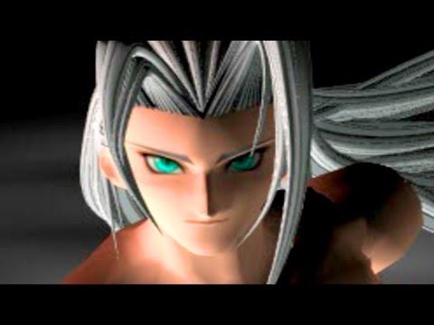 Final Fantasy VII Defeat Sephiroth The Final Boss, THE END 4k UHD 2160p