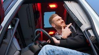 Pitstop bij SPECIAL INTERIOR met m'n Scania S520 V8, echt SCHITTERØNT!